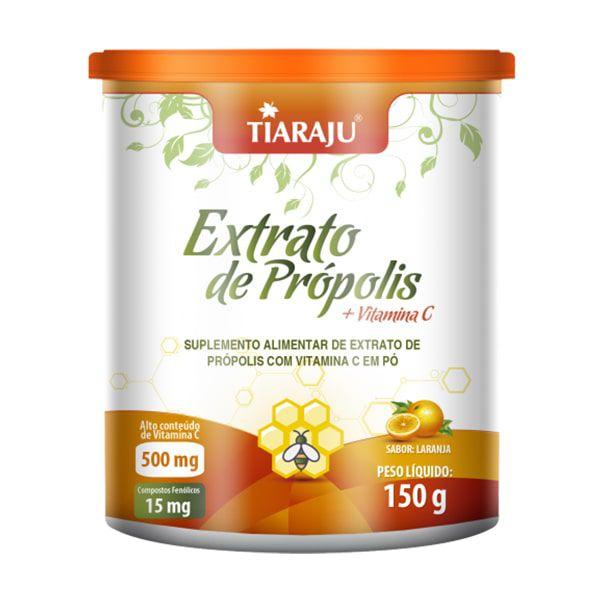 Extrato de Própolis + Vitamina C - 150g - Tiaraju