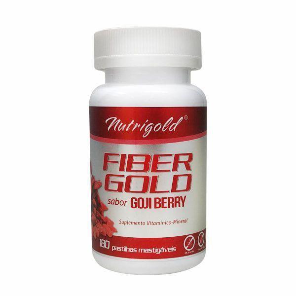 FiberGold - 180 Comprimidos - Nutri Gold
