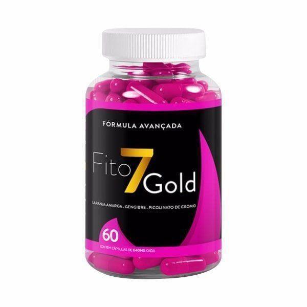 Fito 7 Gold Original - 60 Cápsulas