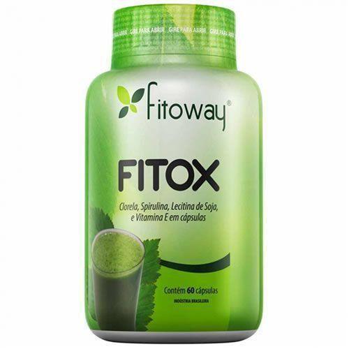 Fitox 60 Cápsulas - Fitoway