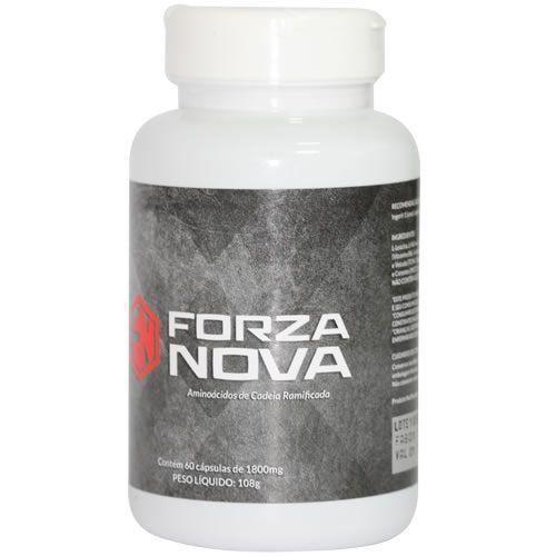 Forza Nova - 1800mg - 60 Cápsulas