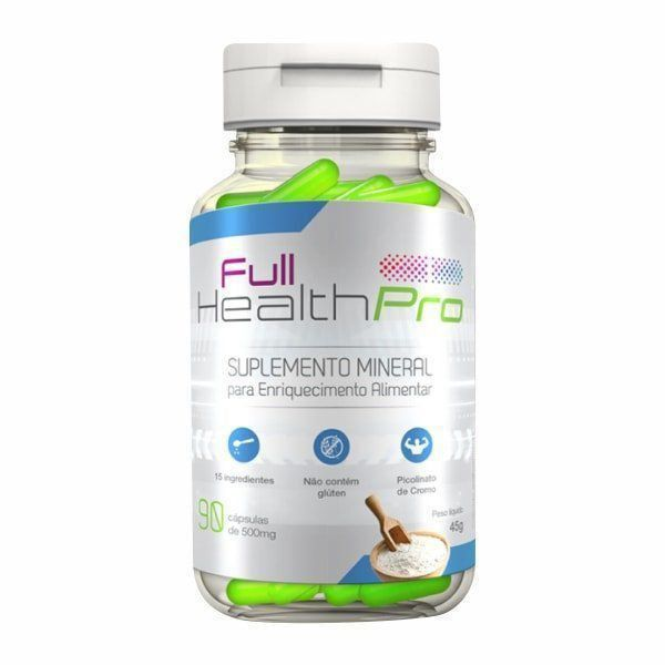 Full Health Pro - 90 Cápsulas