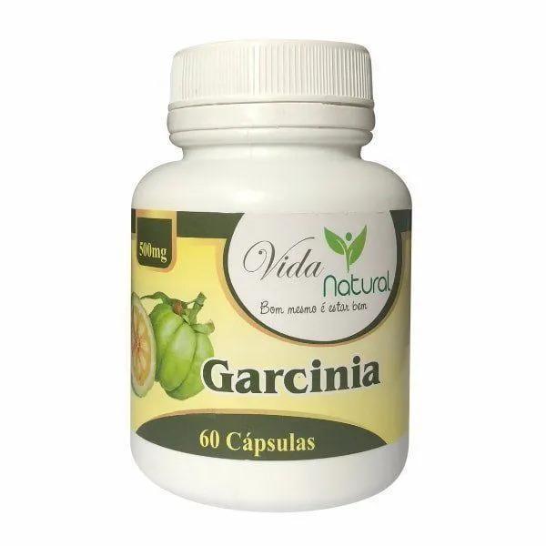 Garcinia - 60 Cápsulas - Vida Natural