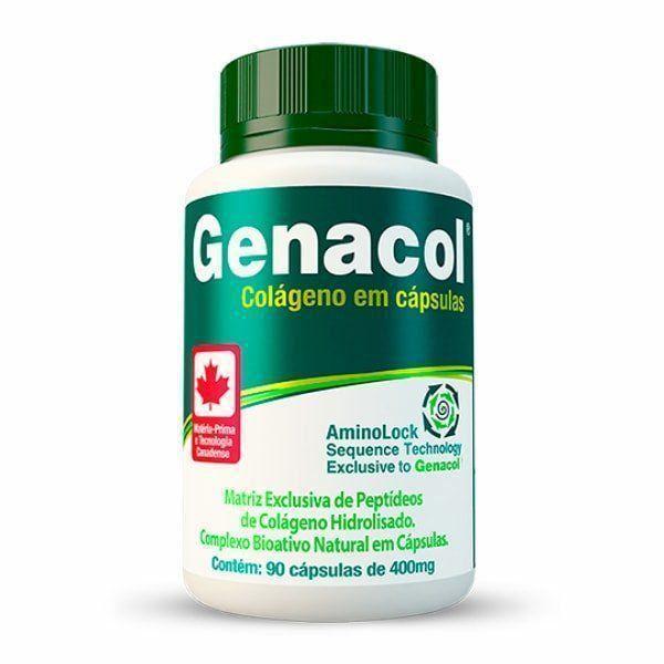 Genacol 400mg - 90 Cápsulas - Genacol