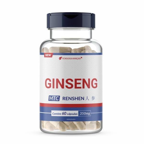 Ginseng - 60 Cápsulas - Promel