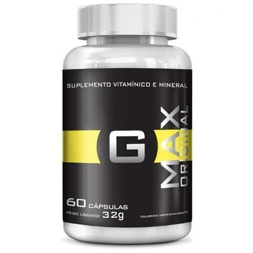 Gmax - Promoção 2 Unidades
