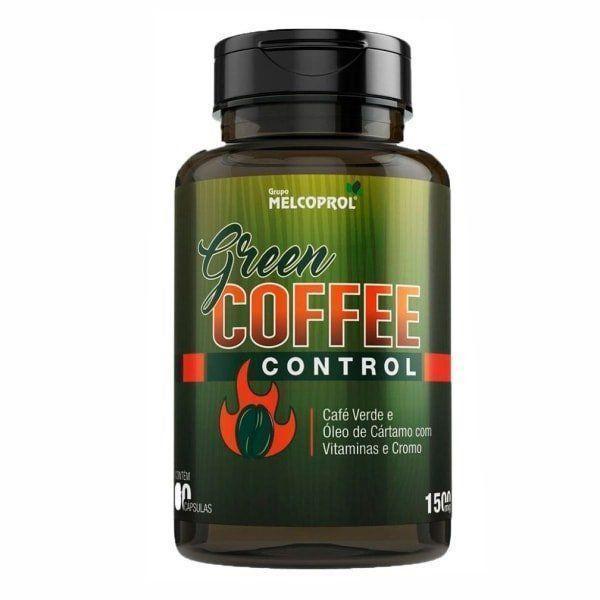 Green Coffee Control - 60 Cápsulas - Melcoprol