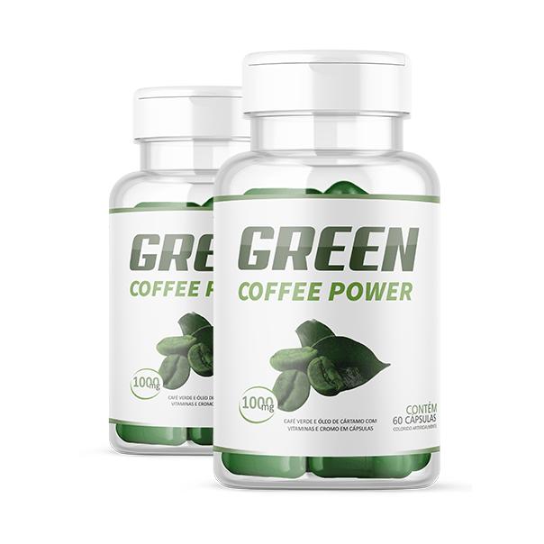 Green Coffee Power - Promoção 2 Unidades