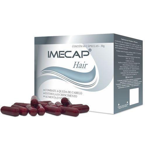 Imecap Hair - 60 Cápsulas