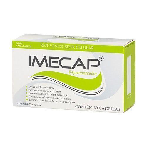 Imecap Rejuvenescedor - 60 Cápsulas