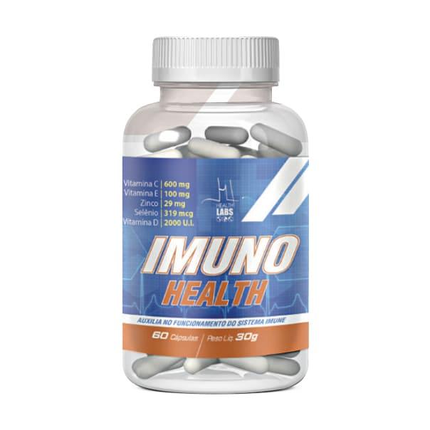 Imuno Health - 60 Cápsulas - Health Labs