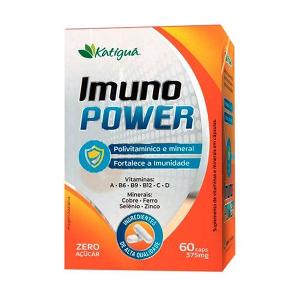 Imuno Power - 60 Cápsulas - Katiguá