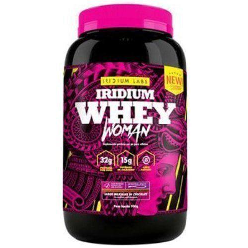 Iridium Whey Woman - 900g - Iridium Labs