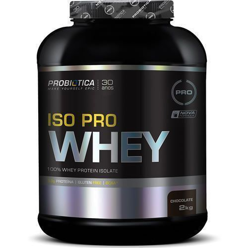 Iso Pro Whey - 2Kg - Probiótica