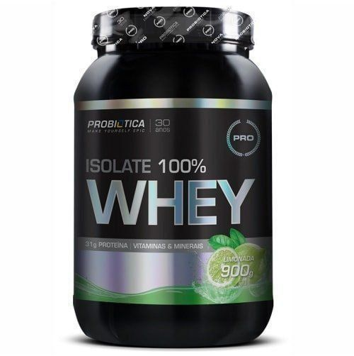 Isolate 100% Whey - 900g - Probiótica