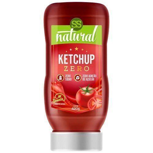 Ketchup Zero - 420g - SS Natural
