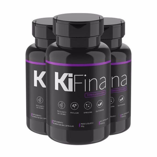 KiFina Original - Promoção 3 Unidades