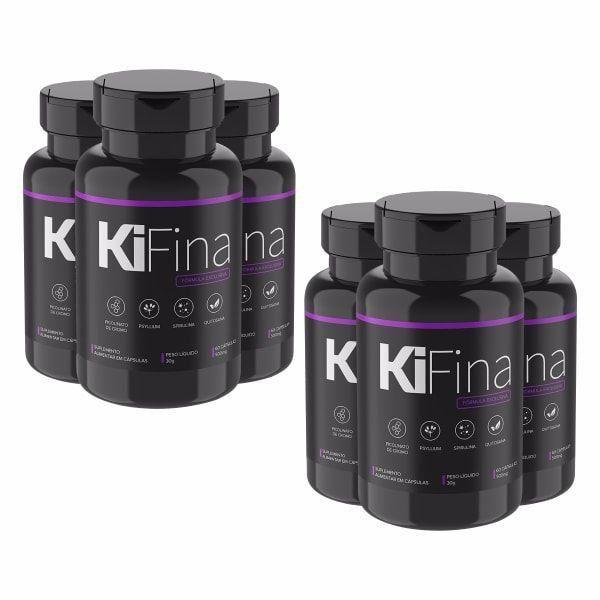 KiFina Original - Promoção 6 Unidades