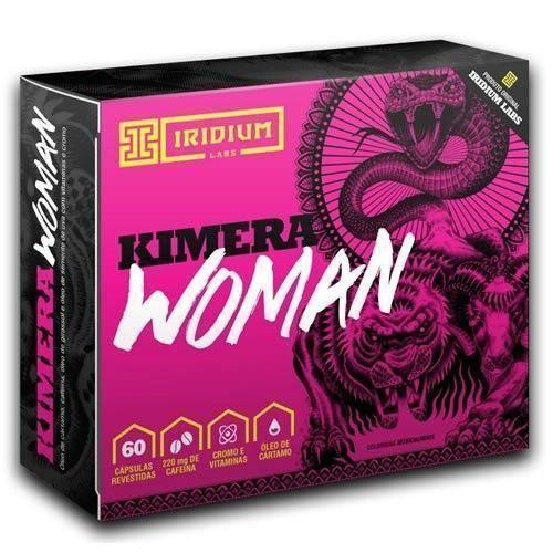 Kimera Woman - 60 Cápsulas - Iridium Labs