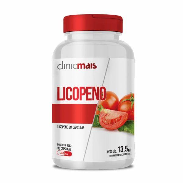 Licopeno - 30 Cápsulas - ClinicMais