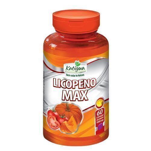 Licopeno Max 1000mg - 60 Cápsulas - Katiguá