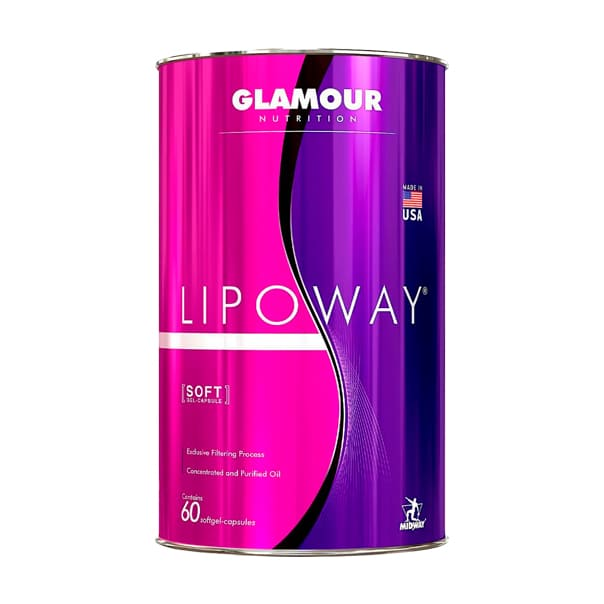 LipoWay - 60 Cápsulas - MidWay