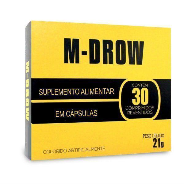 M-Drow - 30 Cápsulas - Intlab