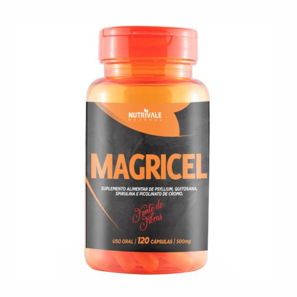 Magricel - 120 Cápsulas - NutriVale