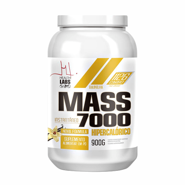 Mass 7000 - 1,4Kg - Health Labs