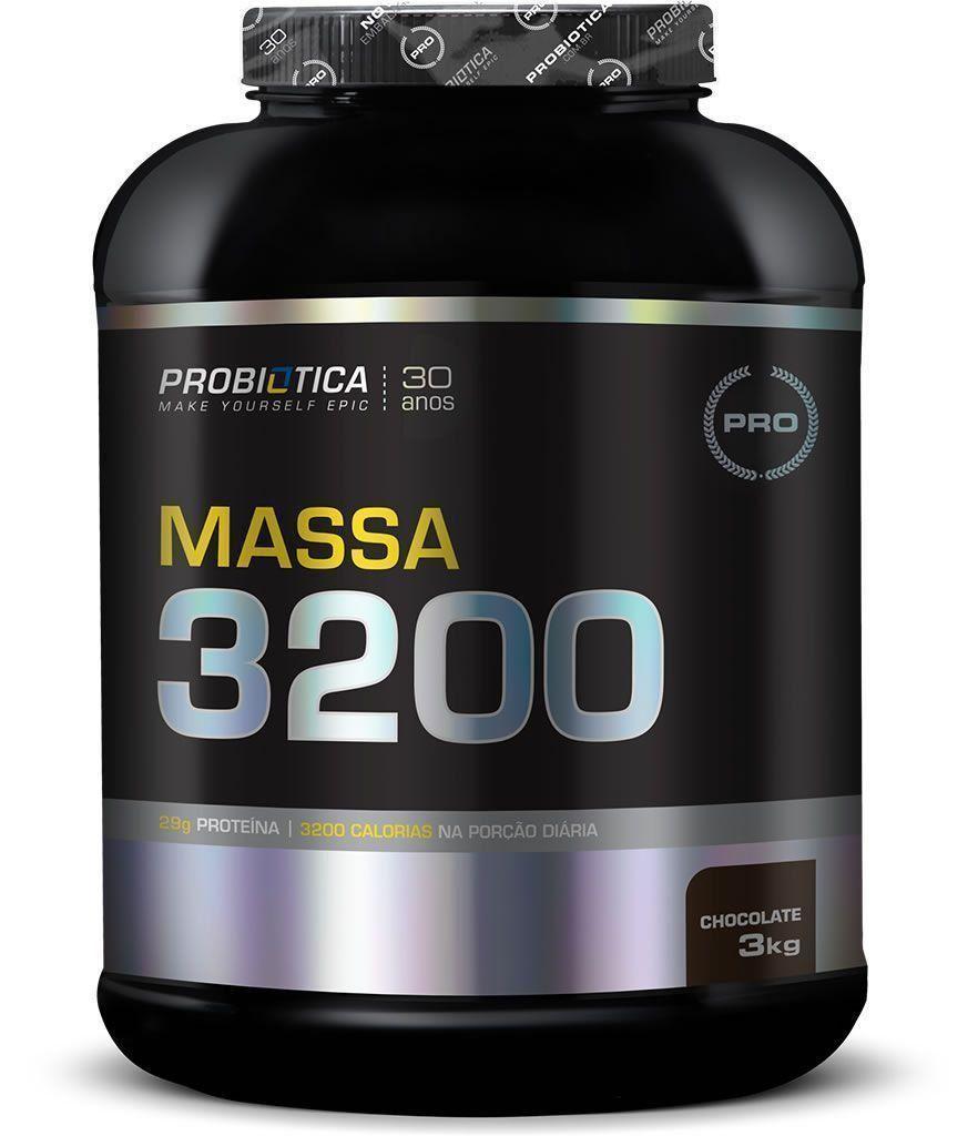 Massa 3200 - 3Kg - Probiótica