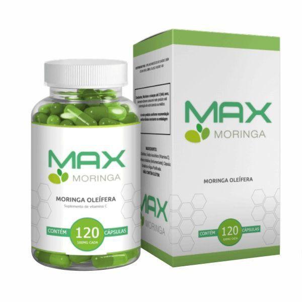 Max Moringa - Promoção 3 Unidades