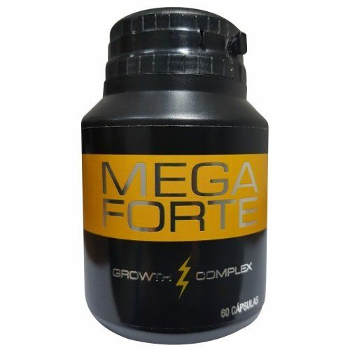 Mega Forte - 60 Cápsulas
