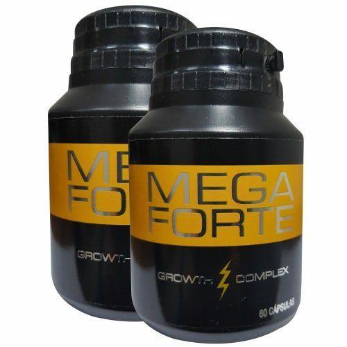 Mega Forte Promoção 2 Unidades