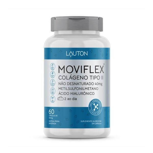 Moviflex - 60 Cápsulas - Lauton Nutrition