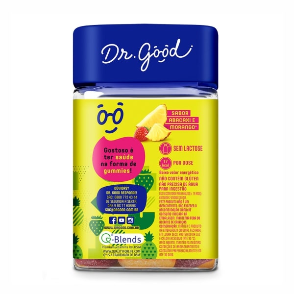 Multigood - 30 Unidades - Dr. Good