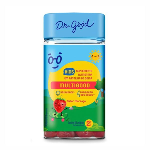 Multigood Kids - 60 Unidades - Dr. Good