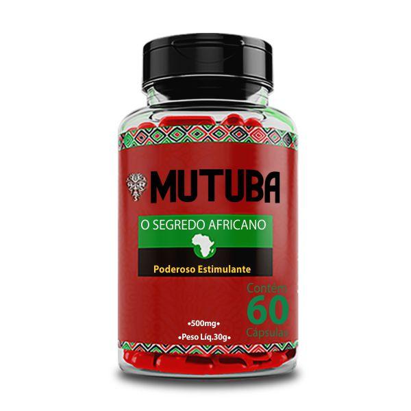 Mutuba - 60 Cápsulas