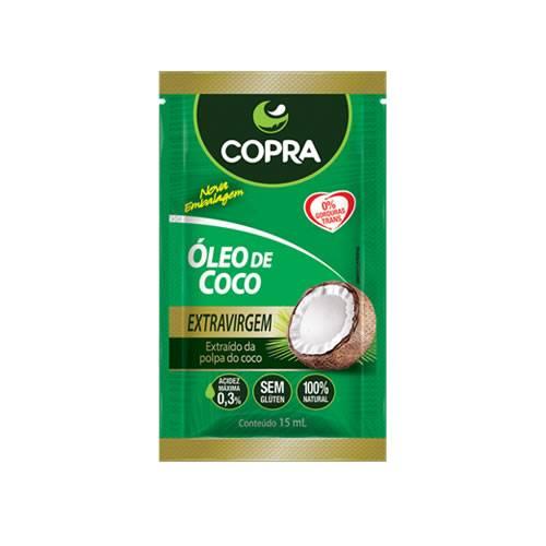 Óleo de Coco Extra Virgem - 15ml - Copra