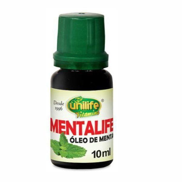 Óleo de Menta - 10ml - Unilife