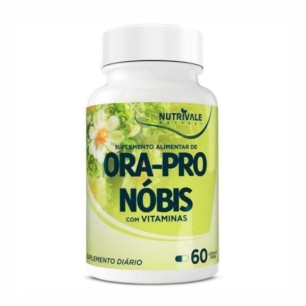 Ora Pro-Nobis - 60 Cápsulas - NutriVale
