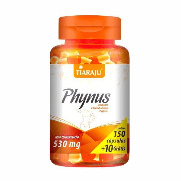 Phynus - 150 + 10 Cápsulas - Tiaraju