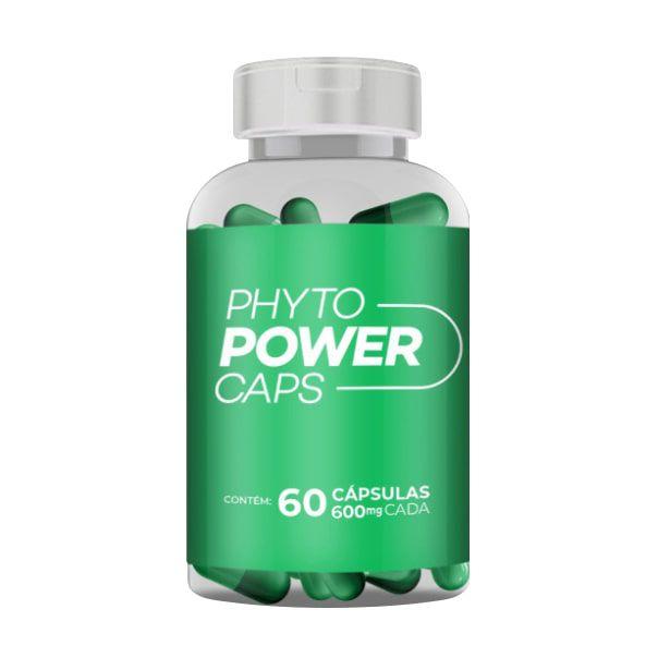 Phyto Power Caps - Promoção 3 Unidades