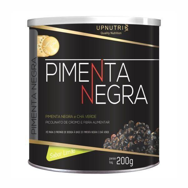 Pimenta Negra - 200g - UpNutri