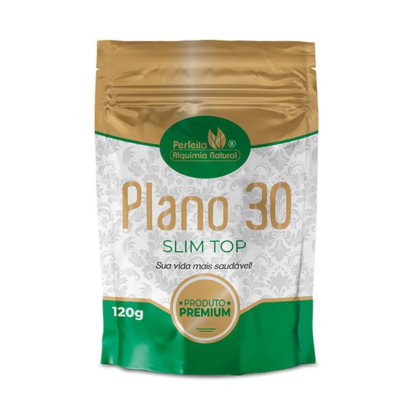 Plano 30 Slim Top - 120g - Alquimia Natural