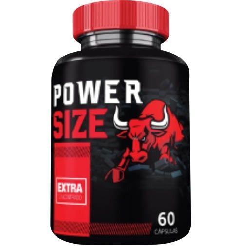 Power Size - 60 Cápsulas