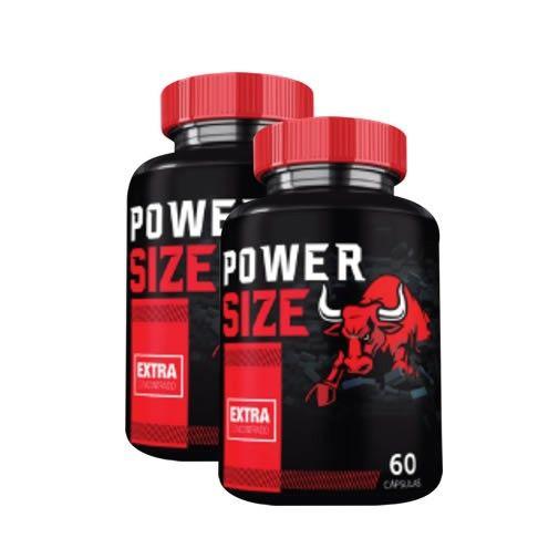 Power Size - Promoção 2 Unidades