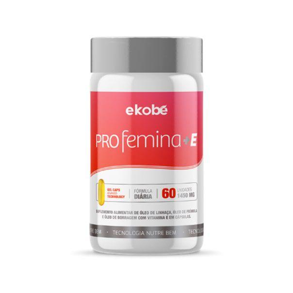 ProFemina + E - 60 Cápsulas - Ekobé