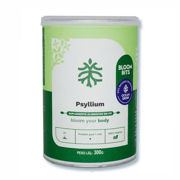 Psyllium - 300g - Bloom Bits