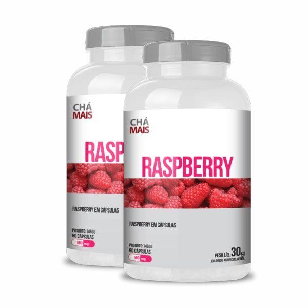 Raspberry Ketones - Promoção 2 Unidades - Chá Mais