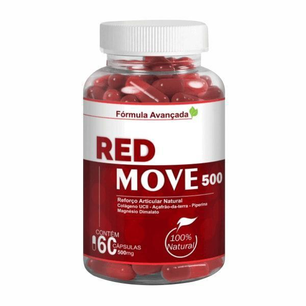 Red Move 500 - Promoção 5 Unidades